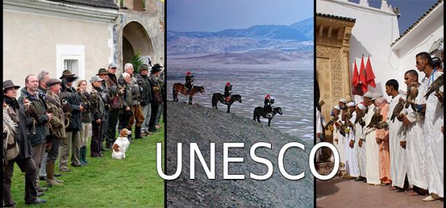 Sokolnictví v UNESCO